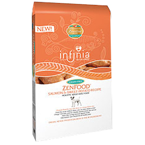 Infinia Salmon Dog Food Lb