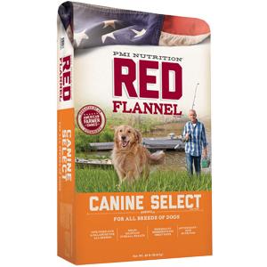 RedFlannelCanineSelect