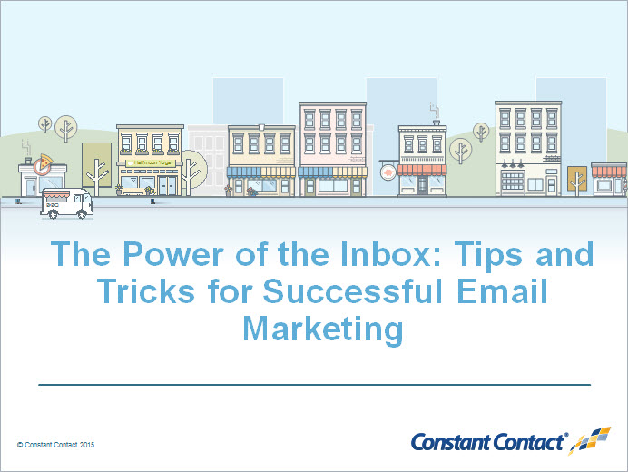 The Power of the Inbox – Tips and Tricks for Successful Email Marketing